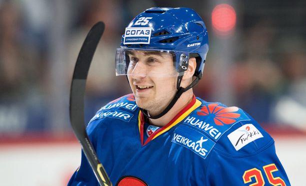 Pekka Jormakka teki maalin ja tappeli.