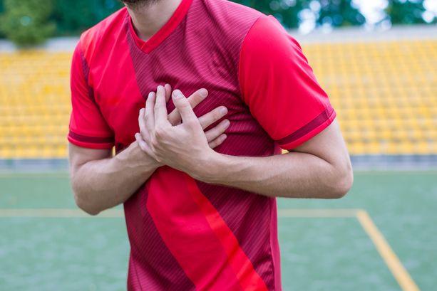 Urheilijoiden terveyttä seurataan erityisen tarkasti.