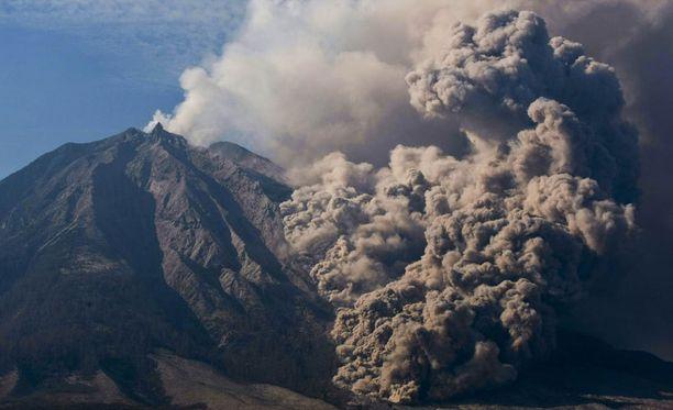 Tulivuori on purkautunut viime syyskuusta lähtien tasaisin väliajoin.