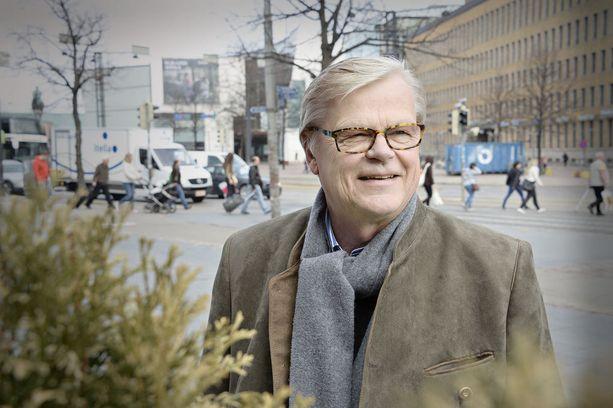 Alpo Suhosen metodeita ei aina ymmärretty Suomessa.