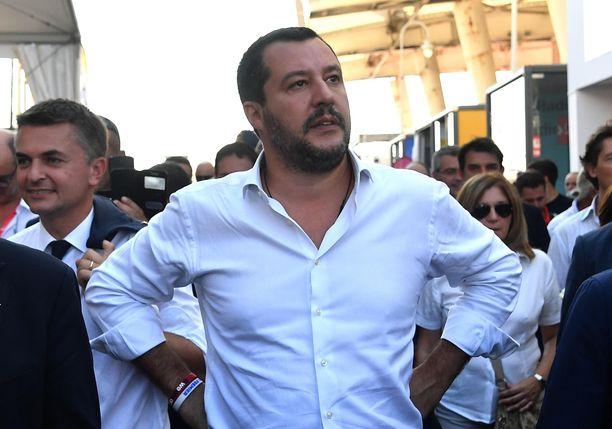 Matteo Salvini on Italian suosituin ministeri.
