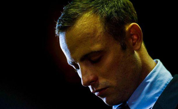 Oscar Pistorius kärsii vankilatuomiotaan Atteridgevillen vankilassa.