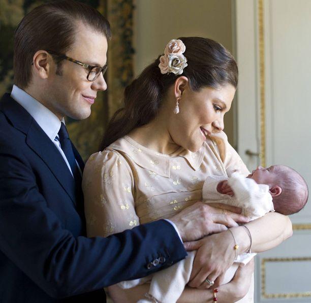 Estelle syntyi vuonna 2012.