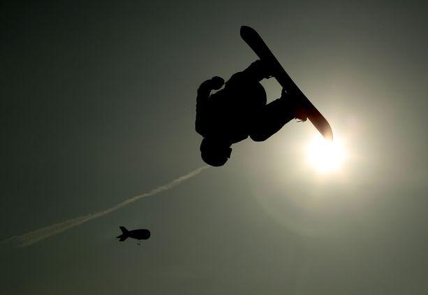 Lumilautailun big airia ei kilpailla tämän vuoden MM-kisoissa.
