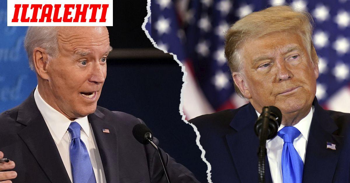 Yhdysvaltojen Presidentinvaalit