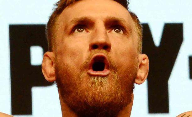Conor McGregorin tappio poiki vedonlyöjille lunastettavaa.