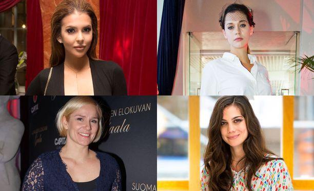 Muun muassa Sara Chafak, Mia Ehrnrooth, Laura Malmivaara ja Manuela Bosco ovat joutuneet tapauksessa uhreiksi.