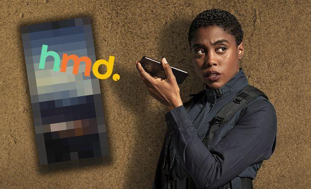 Tulevassa Bondissa Nomia näyttelee Lashana Lynch.