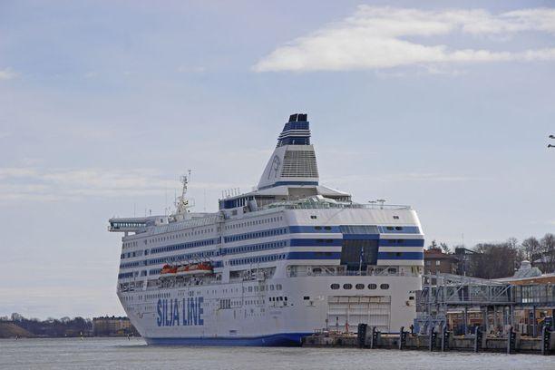 Pahoinpitelyt tapahtuivat Silja Serenade -laivalla viime perjantain ja lauantain välisenä yönä.