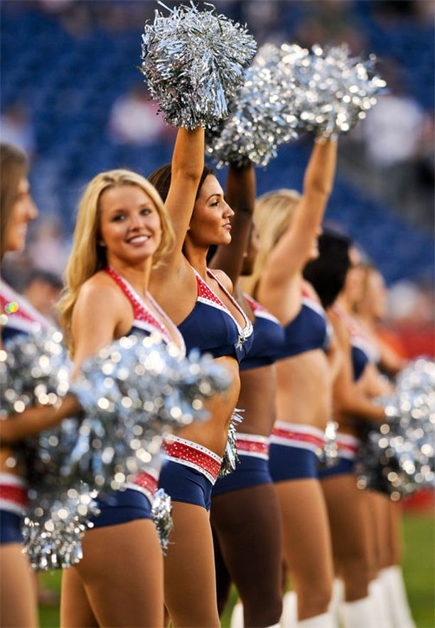 Hymy on tärkeä ominaisuus cheerleaderille.