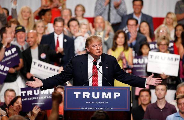 Trumpin haave presidenttiydestä ei todennäköisesti toteudu.