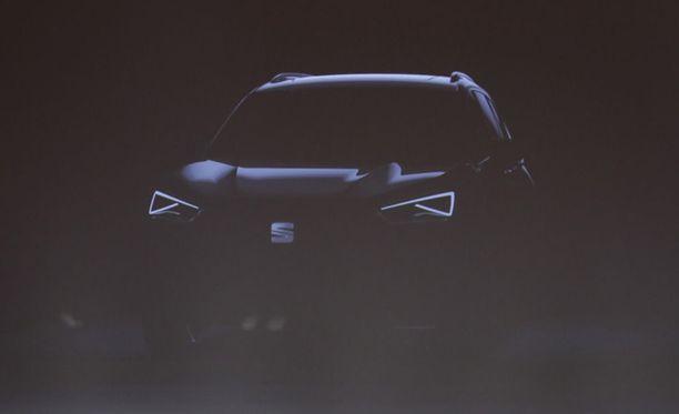Uusi Seat valmistetaan Volkswagenin kotikaupungissa Saksan Wolfsburgissa.