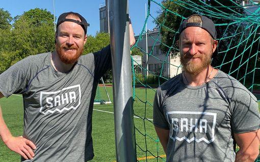 """Suomen ykkösalppinisti Samu Torsti alkoi treenata kiekkoilijoiden kanssa – näin toiminta eroaa: """"Yksilöurheilija on itsenäisempi"""""""