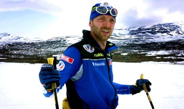 EI TOIPUNUT Mika Myllylä voitti hiihtourallaan kaiken, mutta ei läheisten mukaan koskaan toipunut doping-skandaalista ja urheilu-uran loppumisesta.