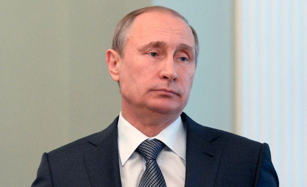 Venäjän presidentti Vladimir Putin muutti mielipidettään YK:n johtamasta tutkinnasta.