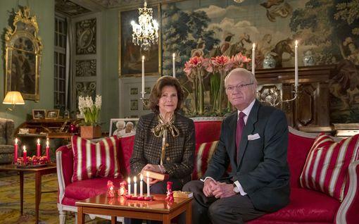 Ruotsin kuningaspari elää mukana surussa maanvyöryn vuoksi - lähestyivät Norjan kuningasta