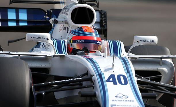 Robert Kubica on lähellä paluuta formula ykkösiin.