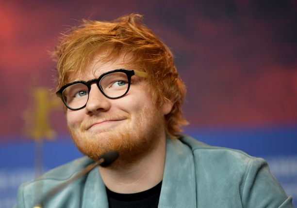 Ed Sheeranille tulee lisäkeikka Suomeen.