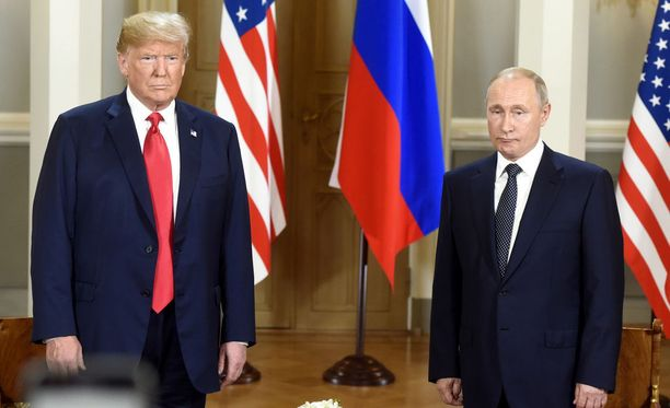 Trump kertoi ottaneensa Putinin kanssa puheeksi väitteet, joiden mukaan Venäjä sekaantui Yhdysvaltain presidentinvaaleihin vuonna 2016 Trumpin eduksi.
