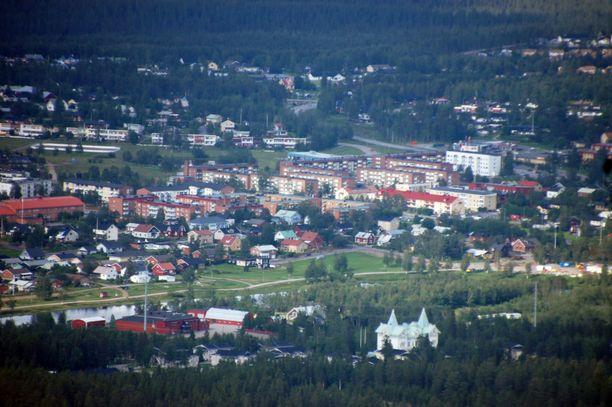 Jällivaaran kunnassa korona pääsi leviämään hallitsemattomasti.