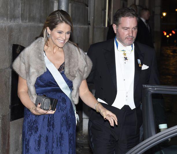 Prinsessa Madeleine meni naimisiin Chris O'Neillin kanssa kesäkuussa 2013.