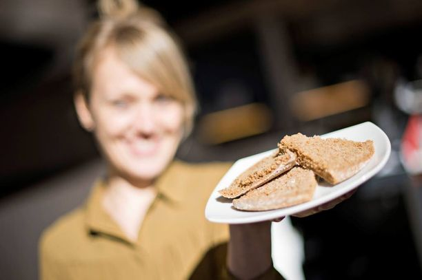 Tumman leivän väri voi olla peräisin mallasjauhosta.