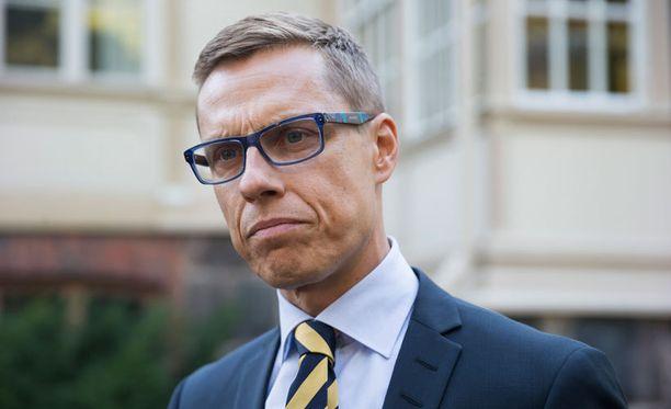 Pääministeri Alexander Stubbin mukaan Suomi ei voi enää elvyttää velkarahalla. Myös suomalaisten ajatusmaailmaa olisi pääministerin mukaan muutettava siitä ajatuksesta, että valtio on olemassa kansalaisia varten. – Me olemme olemassa toisiamme varten, Stubb korjasi.