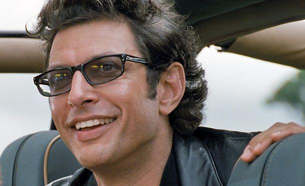 Jeff Godlblum nähtiin alkuperäisessä Jurassic Parkissa.