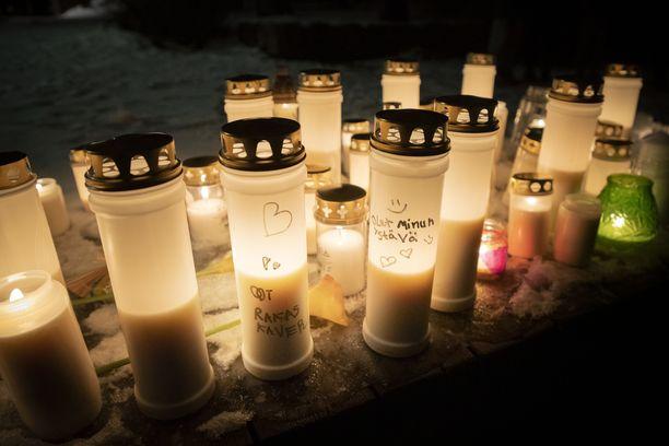 Arabianrannassa tapahtui jouluyönä järkyttävä henkirikos, jossa 36-vuotias mies surmasi pikkupojan.