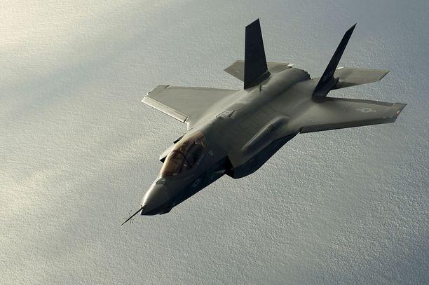 Lockheed Martin F-35 oli Siivet-lehden vertailussa ykkönen Suomen hävittäjäehdokkaista.