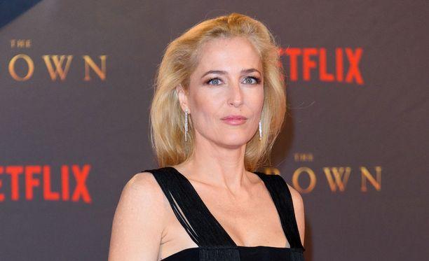Gillian Anderson ei enää aio palata Dana Scullyn rooliin.
