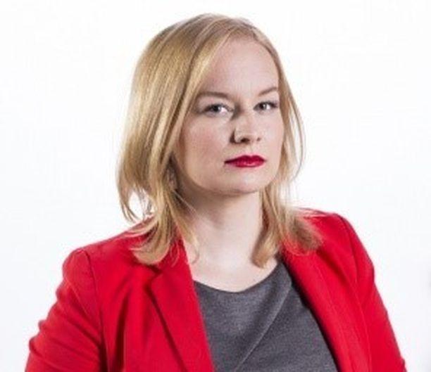 Helena Kastikainen.