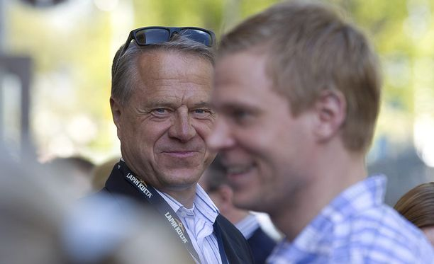 Jukka Koivu on kasvattanut kaksi maailmanmestaria Sakun ja Mikon. Kuva vuoden 2011 kultajuhlista Turussa.