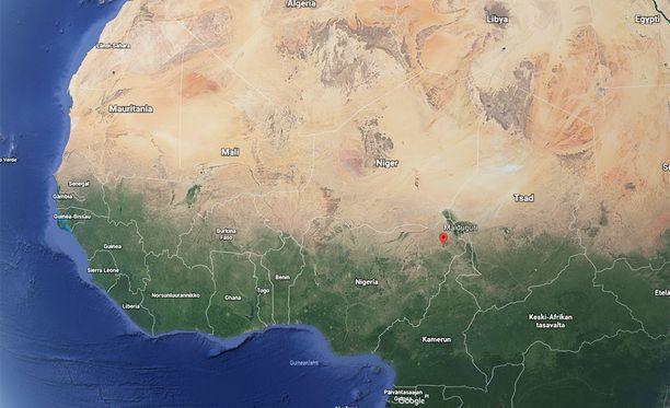Yksi tai kaksi ihmistä on kuollut itsemurhaiskussa Nigerian Maidugurissa. Boko Haram on iskenyt Maigudurissa aiemminkin useita kertoja.