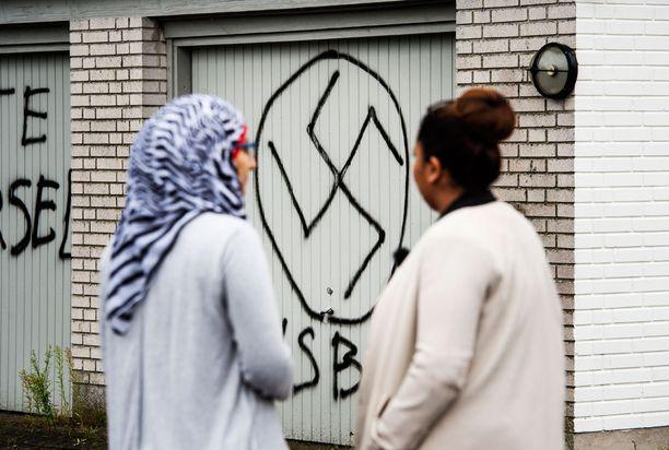 Tanskan demarit haluavat käytännössä lopettaa turvapaikanhakijoiden vastaanottamisen.