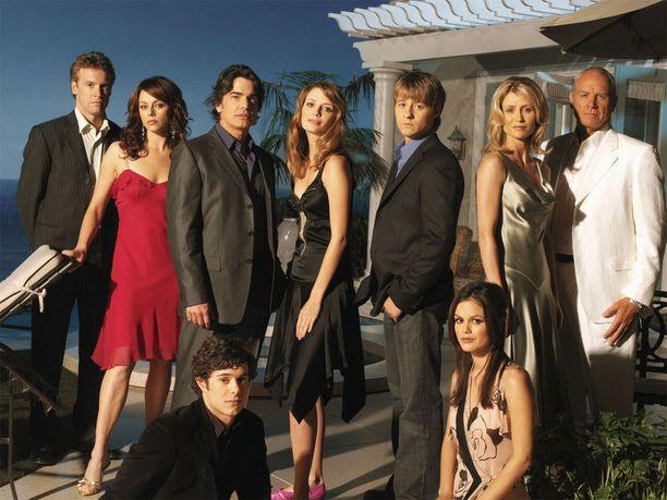 O.C:n ensimmäinen kausi alkoi vuonna 2003.