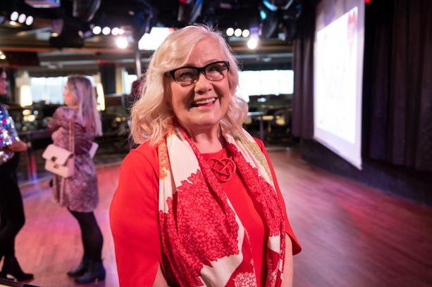 Maija-Liisa Peuhu, 77, aloitti Ulla Taalasmaana vuonna 1999.