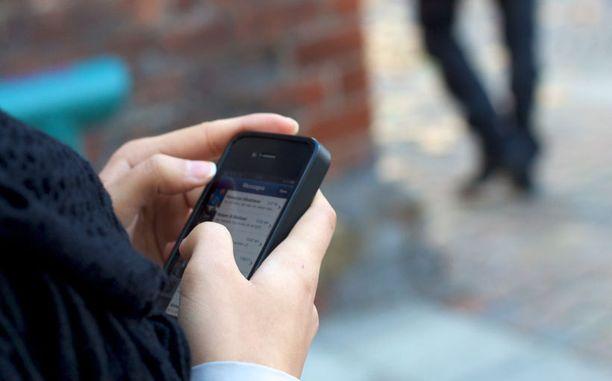 IPhone tunnistaa säännöllisesti käyttämäsi paikat gps-yhteyden ja wi-fin avulla.