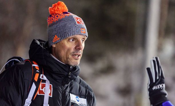 Alexander Stöckl on Norjan mäkimaajoukkueen päävalmentaja.