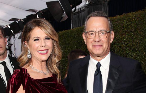 Rita Wilsonin ja Tom Hanksin liitto on kestänyt yli 30 vuotta.