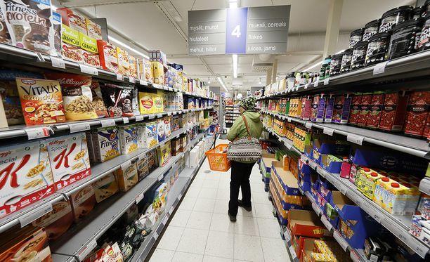 Merikarvian ruokakaupoista on löydettiin kolme neulaa elintarvikkeista. Kuvituskuva.
