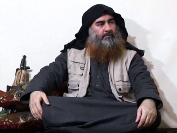 Isis-johtaja Abu Bakr al-Baghdadin uskotaan puhuvan maanantaina julkaistulla äänitallenteella.