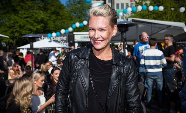 Heidi Sohlberg on tuttu muun muassa Elixir-ohjelmasta.
