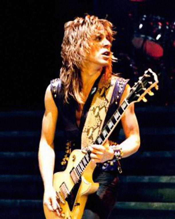 Randy Rhoads oli rockin suurimpia kitaristilupauksia.