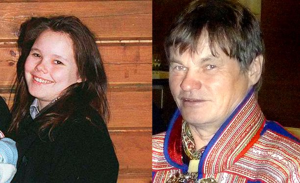 Niiles-Jouni Aikio sai suru-uutisia, kun hänen tyttärensä menehtyi.