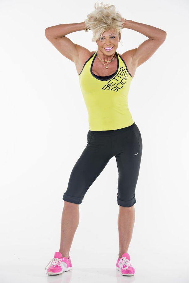 Vuonna 2014 Tiina treenasi itsensä todella timmiin kuntoon ja voitti kehonrakennuksen ja fitnessin MM-kisoissa vuonna 2015 kultaa. Treenari löytyy omasta takaa, sillä Tiina on ollut vuodesta 2010 alkaen naimisissa kehonrakennuspiireistä tunnetun Tape Valkosen kanssa.