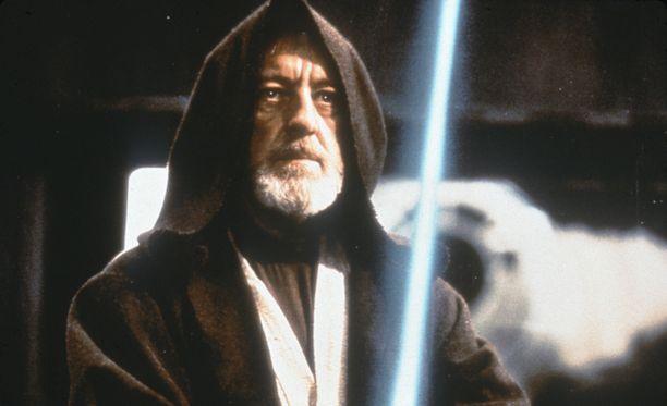 Alkuperäisessä Tähtien sota -trilogiassa Obi-Wan Kenobia esitti näyttelijä Alec Guinness.