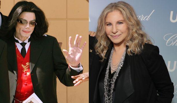 Barbra Streisand, 76, on järkyttänyt somekansan kommenteillaan Michael Jacksonista.