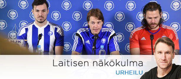HJK ilmoitti tänään kahdesta uudesta hankinnasta.