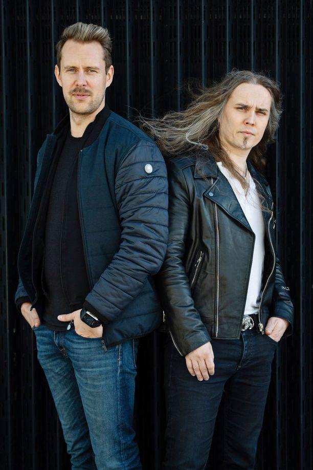 Jarkko Aholan ja Waltteri Torikan yleisöissä on paljon samaa väkeä, vaikka toki molemmilla on myös omat faninsa.